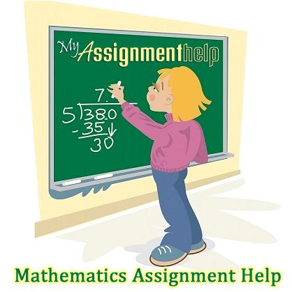 Maths Assignments Help