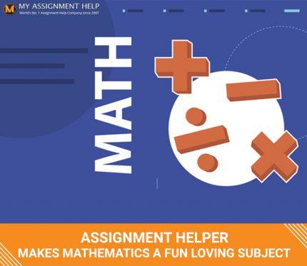 Math Assignment Helper
