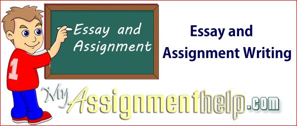Essay and Assignment Writing @Myassignmenthelp.com