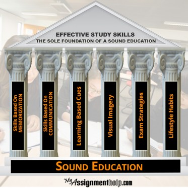 Effective study skills are the sole foundation of a sound education essay