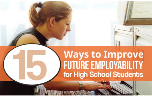how to increase your future employability while remain student