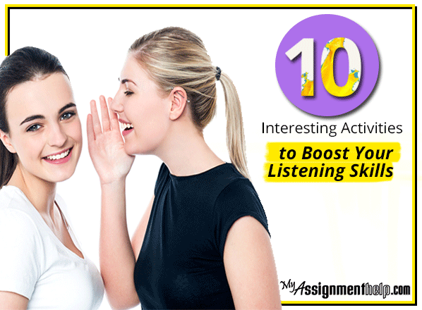 interesting activities to boost your listening skills