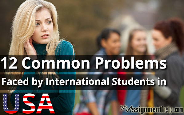 essay international students problems Financial pressure financial pressue is another big problem international students have to face, especially those who do not get financial aids and have to pay.