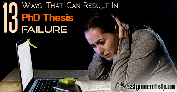thesis failure Download thesis statement on the failure of reconstruction in our database or order an original thesis paper that will be written by one of our staff writers and.