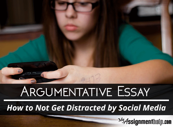 Argument essay on social media