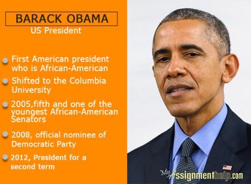 Barack Obama – US President