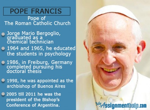 Lord Pope Francis – Pope of The Roman Catholic Church