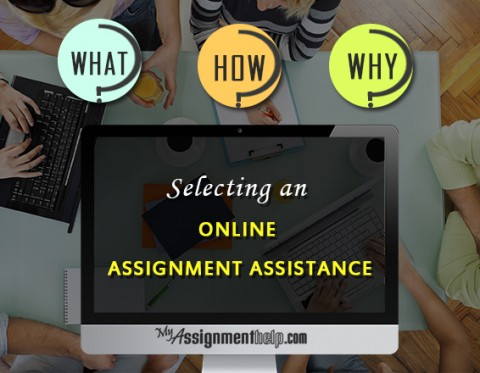 how important online assignment help service is in a students life selecting an online assignment assi