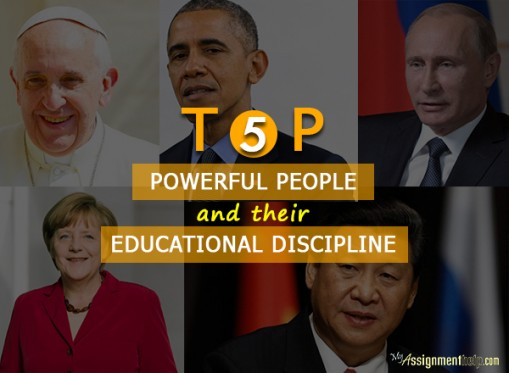 What Discipline Do World's Most Influential People Study?