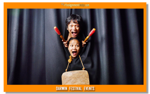 darwin fest events