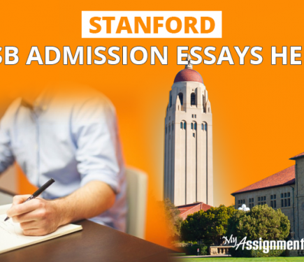 Stanford business school essays pdf