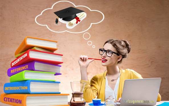 How to get a first in dissertation