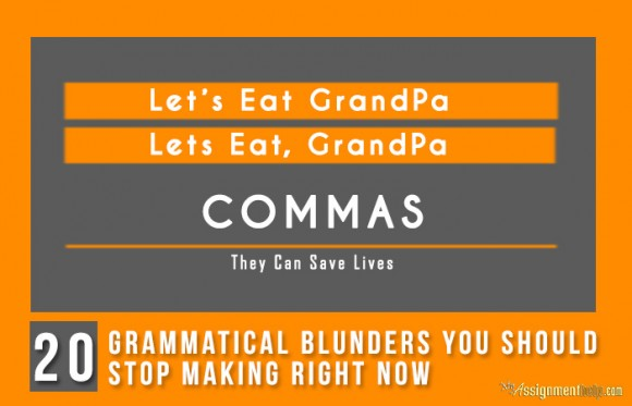 Homework help in grammer
