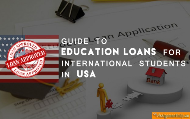 Education Loan Guide for International Students in USA