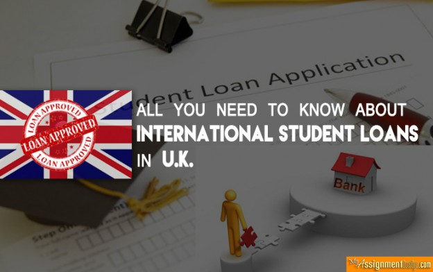 Things You Need to Know About International Student Loans in UK