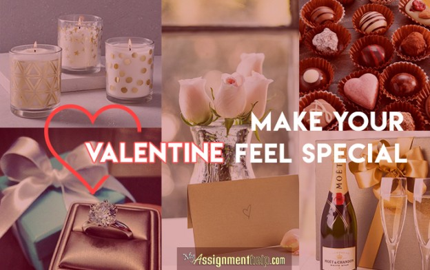 Amazing Gift Ideas to Make Your Valentine Feel Special