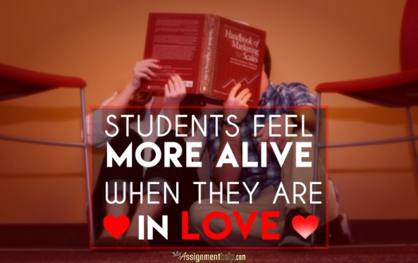 Study Reveals Students Feel More Alive When They Are In Love