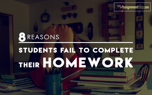 Reasons Why Students Find It A Pain To Finish Homework