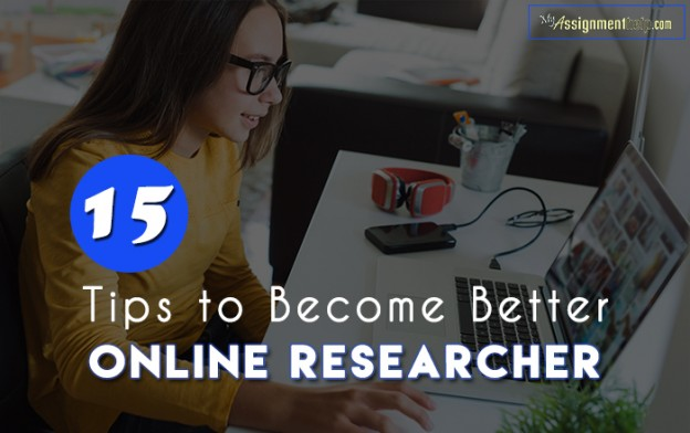 Tips to Becoming Better Online Researchers