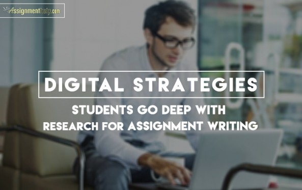 Best Digital Strategies to Help Students Go Deep With Research for Assignment Writing