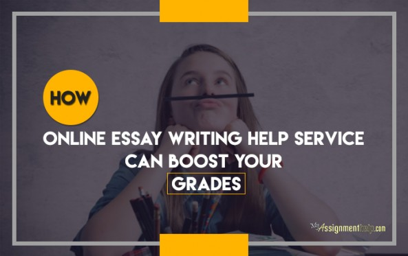 Online Essay Writing Help Service Can Boost Your Grades