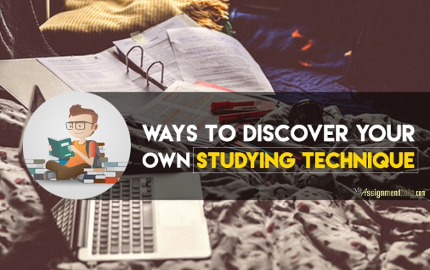 Ways to Discover Your Own Studying Technique