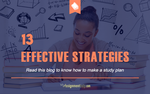 Plan Your Studies With These 13 Effective Strategies