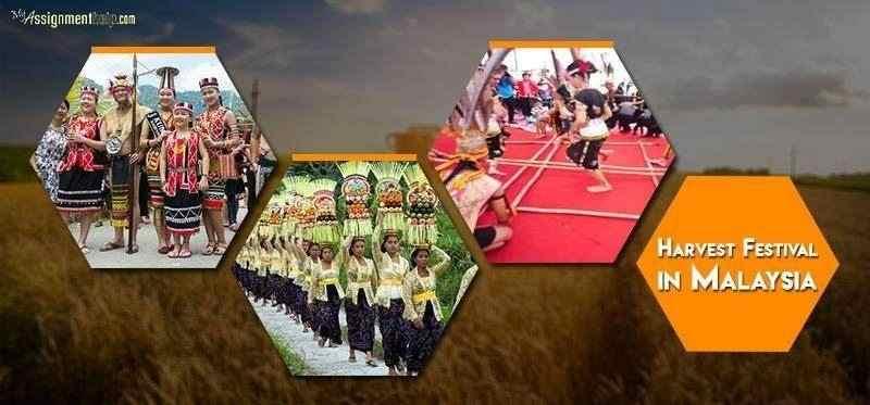 Malaysia's Harvest Festival