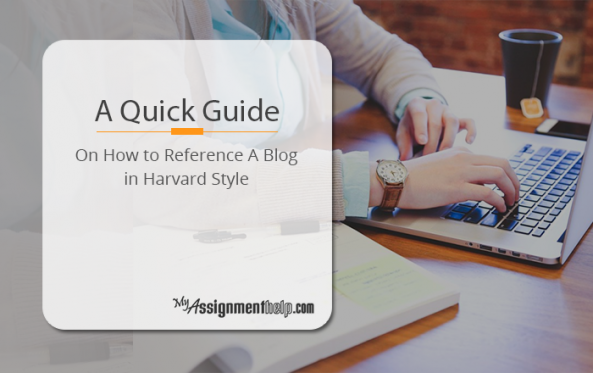 Quick Guide on How to Reference a Blog in Harvard Style