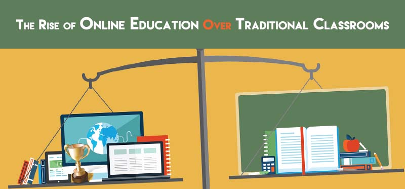 online education vs classroom education essay