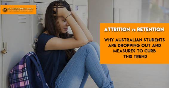 report on university  u0026 school dropout rates of australia