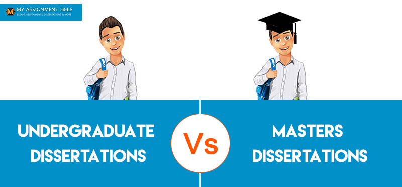 Study on the Differences between Master's and Undergraduate Dissertations