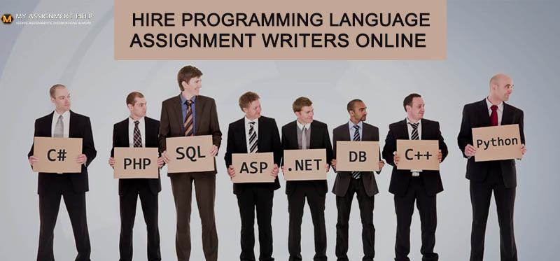 Hire Programming Language Assignment Writers Online