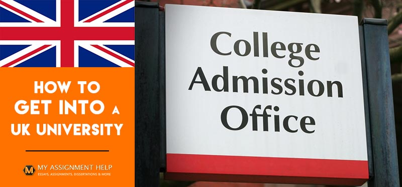 How to Get into a UK University