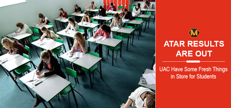 ATAR Results UAC Have Some Fresh Things in Store for Students