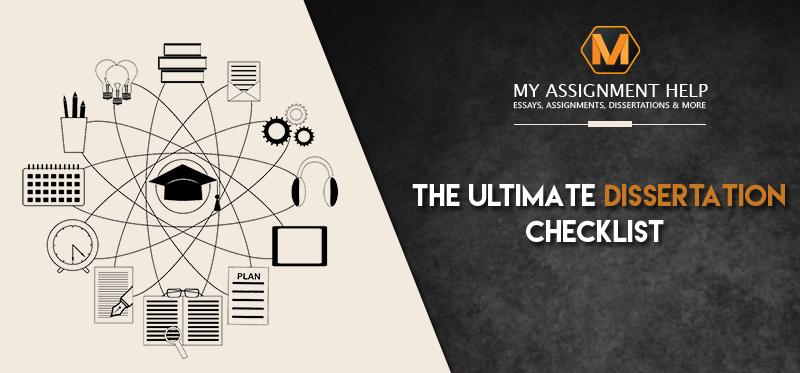 The Ultimate Dissertation Checklist Pro Tips and Suggestion