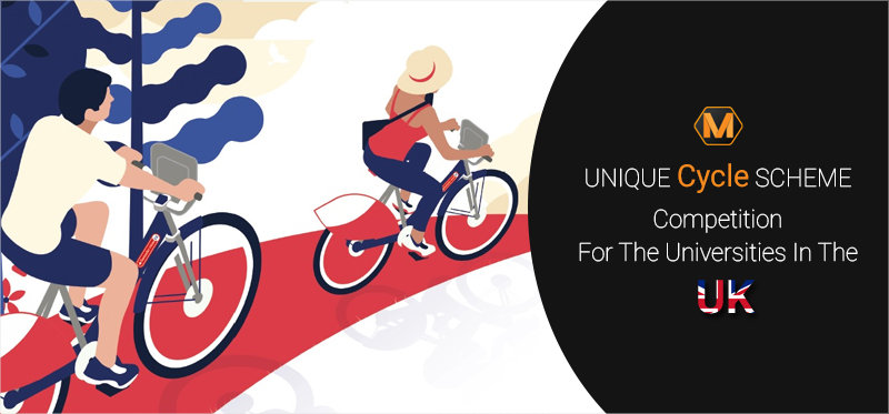 Unique Cycle Scheme Competition for the Universities in the UK