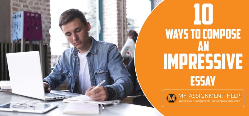 Compose An Impressive Essay