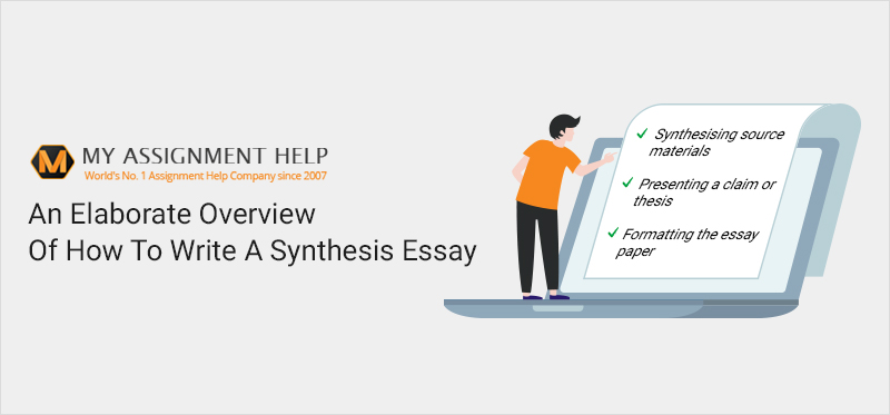 Write A Synthesis Essay