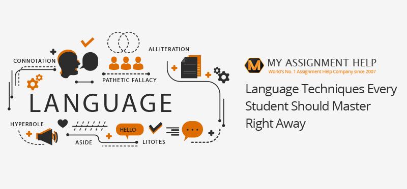language techniques examples