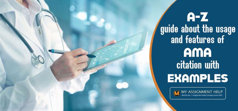 AMA Citation Guideline