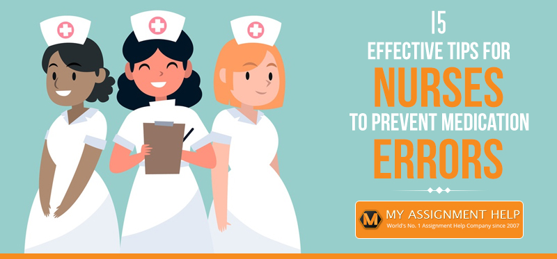 Tips for Nurses to Prevent Medication Errors
