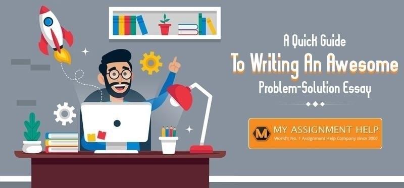 problem solution essay example