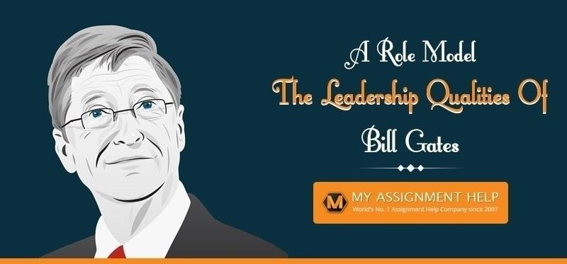 leadership qualities of bill gates