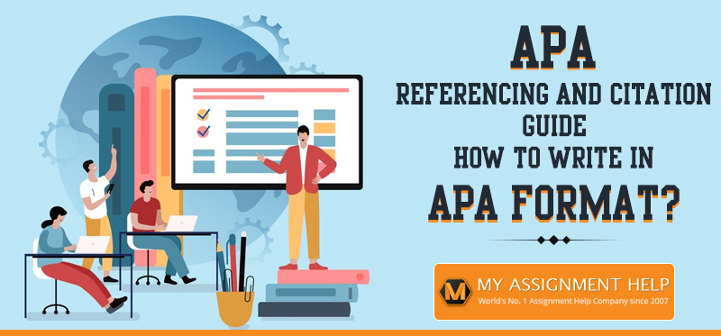 APA Referencing and Citation Guide