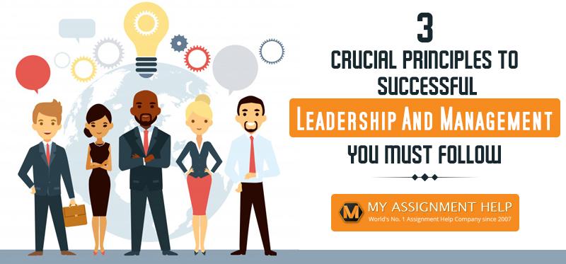 foundational principles of leadership
