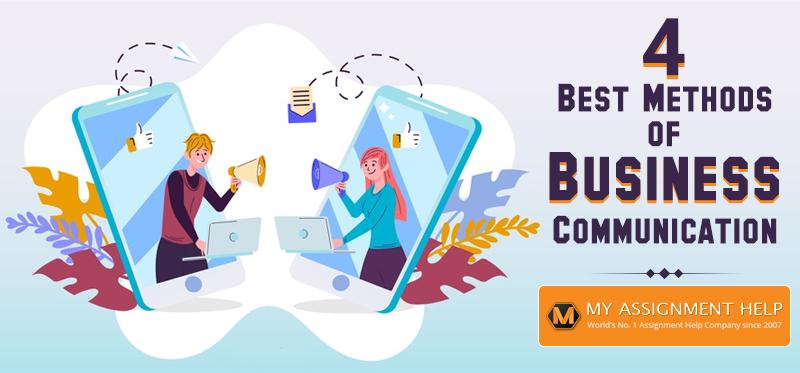 Best Methods of Business Communication