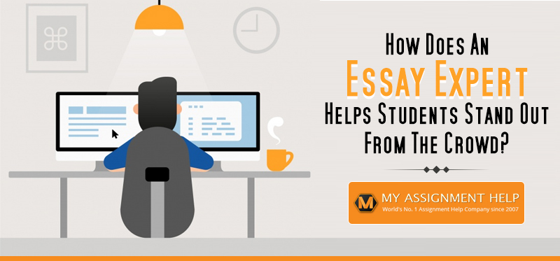 How Does an Essay Expert Helps Students