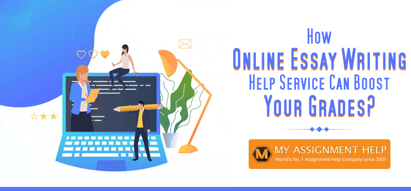 Online help for writing essays