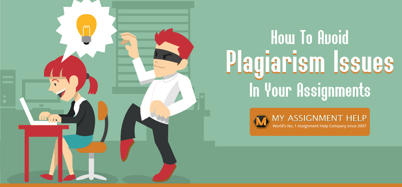 How to Avoid Plagiarism Issues